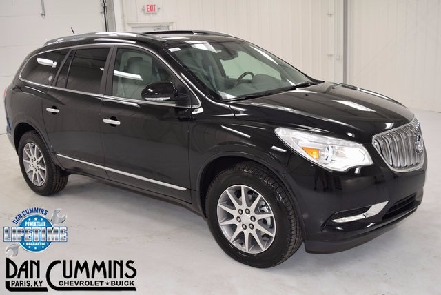 new 2017 buick enclave leather group 4d sport utility in paris 5393 dan cummins chevrolet buick. Black Bedroom Furniture Sets. Home Design Ideas